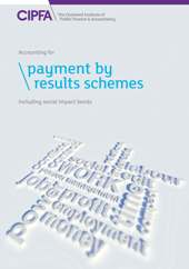 Accounting for Payment by Results Schemes including Social Impact Bonds CDROM