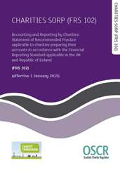Charities SORP FRS 102