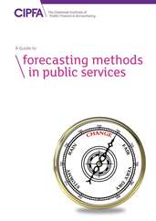 A Guide to Forecasting Methods in Public Services Book