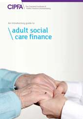 An Introductory Guide to Adult Social Care Finance