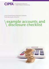 cover - pensions disclosure checklist