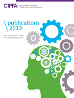Publications 2013 cover