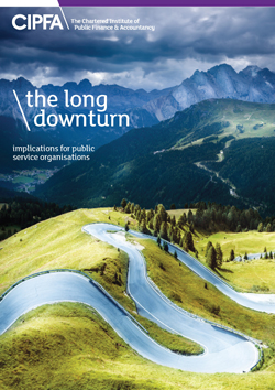 The Long Downturn front cover
