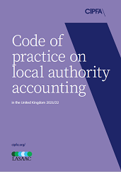 Code of Practice on Local Authority Accounting 202122