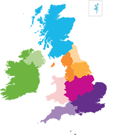 regions cipfa
