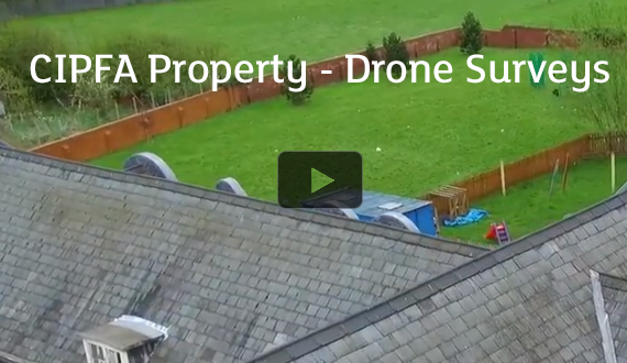 view the drone video