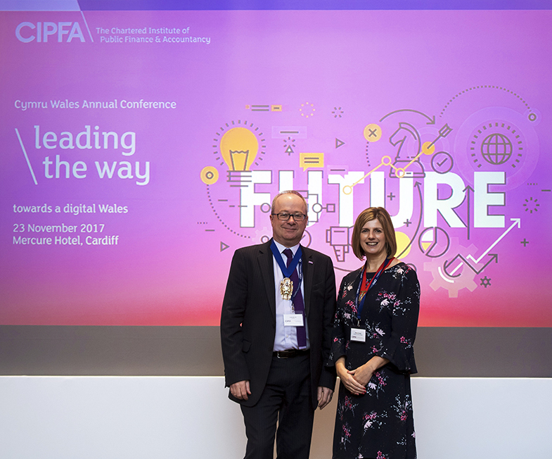 CIPFA Wales Conference 2017