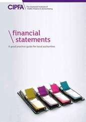 cover - financial statements