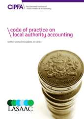Code of Practice on Local Authority Accounting in the United Kingdom 201617 Book