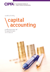 cover - capital accounting