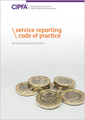 Service Reporting Code of Practice for Local Authorities 201819 Online