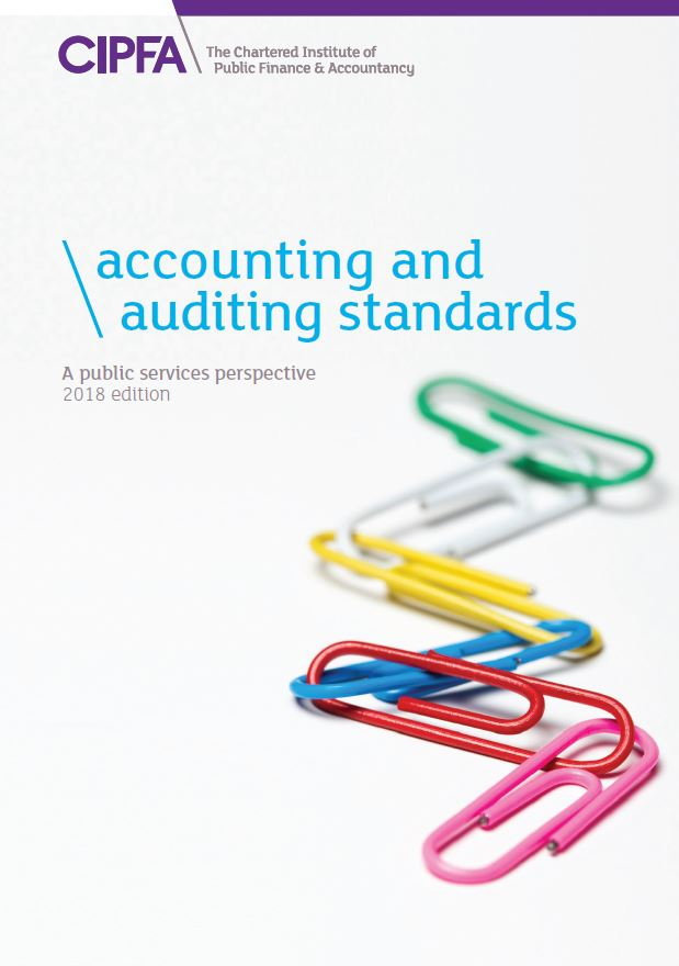 Accounting and auditing standards 2018 - cover