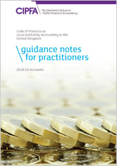 Code Of Practice On Local Authority Accounting In The United Kingdom Guidance Notes For Practitioners 201819