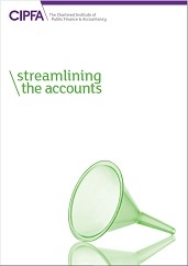 Streamlining the Accounts cover
