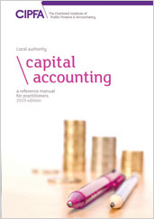 Local Authority Capital Accounting cover