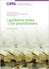 Code of Practice on Local Authority Accounting in the United Kingdom Guidance Notes for 201920 Accounts online