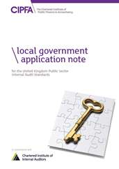Local Government Application Note for the UK PSIAS Book