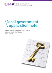 Local Government Application Note 2019 cover