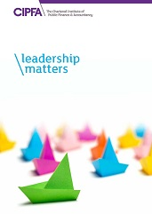 Leadership Matters cover