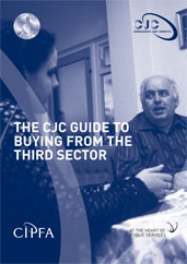 cover - Buying from the Third Sector