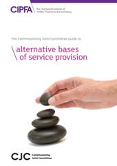 The Commissioning Joint Committee Guide to Alternative Bases of Service Provision