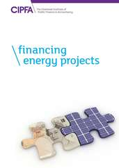 Cover - Financing Energy Projects