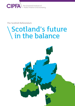 Scotland referendem report image