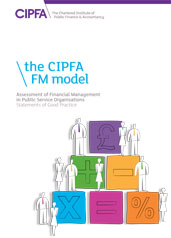 The CIPFA FM Model Assessment of Financial Management in Public Service Organisations Book