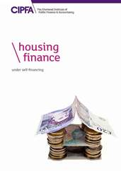 Housing Finance under Selffinancing Book