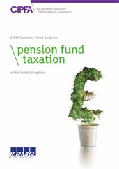 cover - pension fund taxation