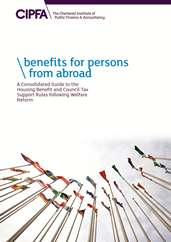 Benefits for Persons from Abroad book