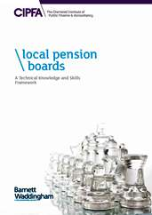 Local Pension Boards A Technical Knowledge and Skills Framework PDF