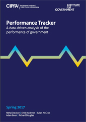 CIPFA Performance Tracker