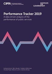Performance tracker 2019 cover