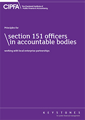 Principles for S151 working with LEPs cover