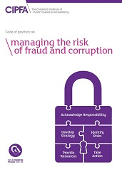 Code of Practice on Managing the Risk of Fraud and Corruption