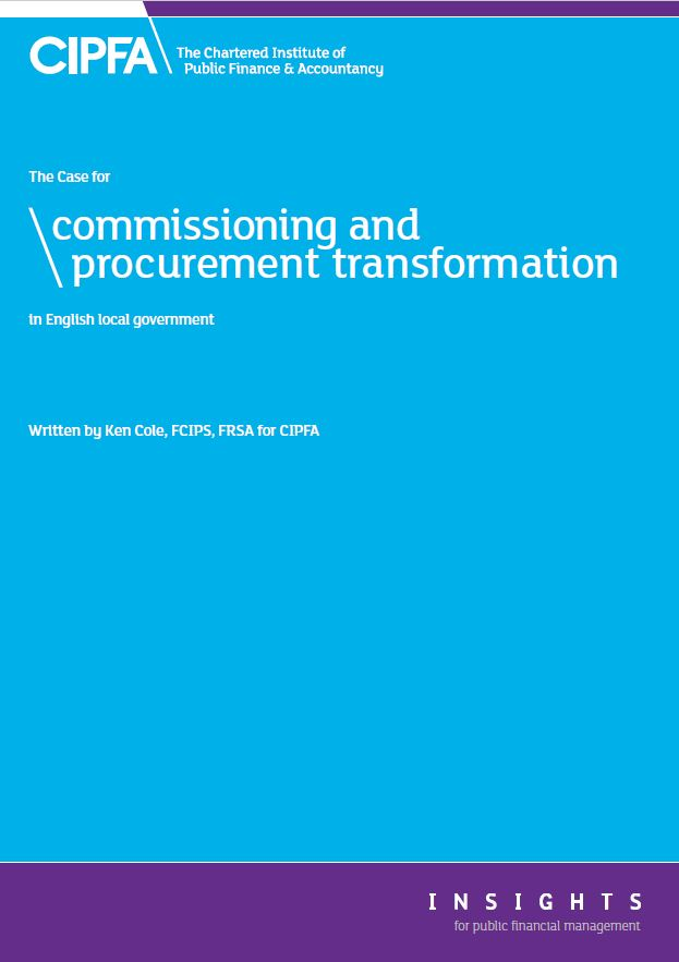 Commissioning and Procurement