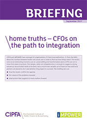 Hometruths CFOs briefing