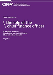 Role of CFO Police