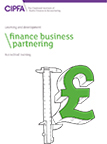 Finance business partnering cover